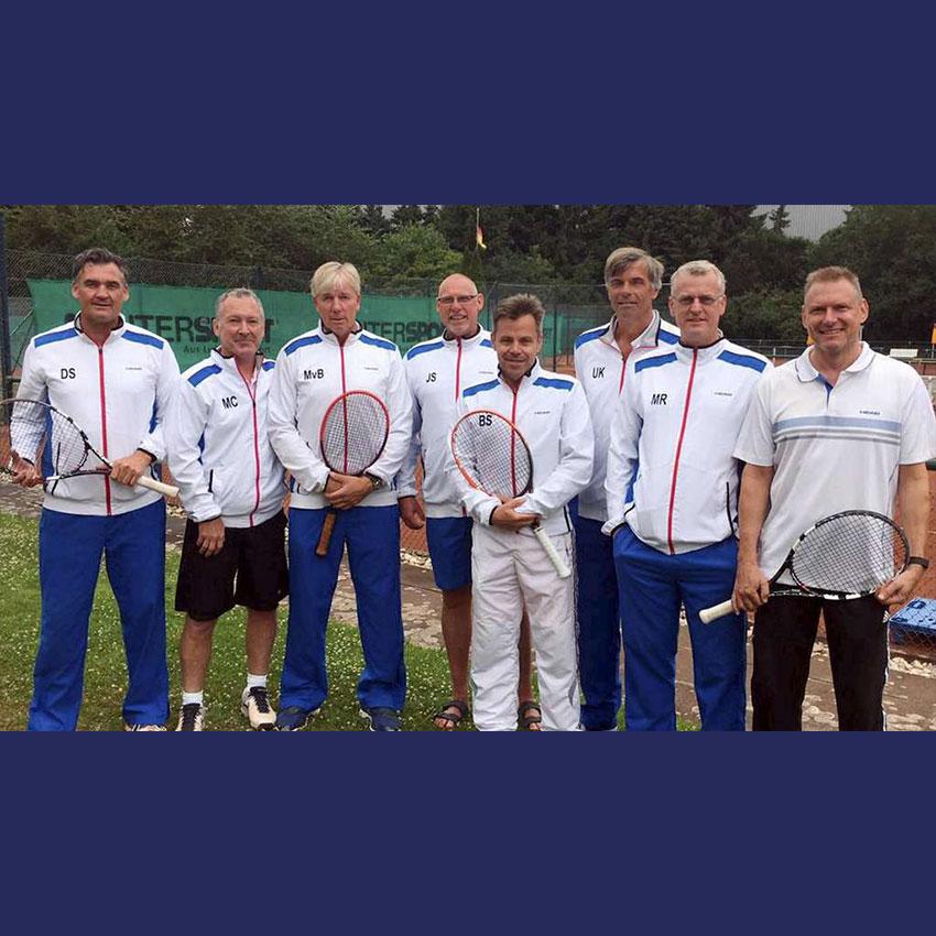Herren 50 holen Unentschieden in Holzwickede
