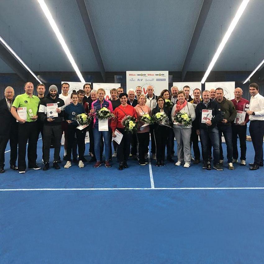 40. Westfälische Tennis-Hallenmeisterschaften